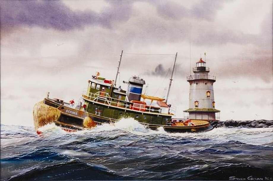 """Seabee"" by Steven Cryan"