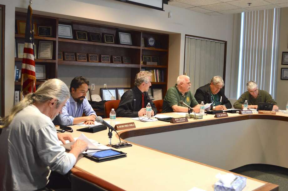 The Board of Education Operations Committee meets