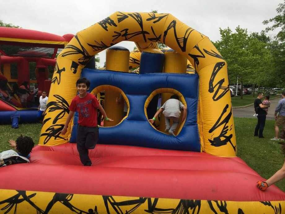 """The Wintergreen Interdiistrict Magnet School, located in Hamden, celebrated the end of the year with """"WIMS Palooza."""""""
