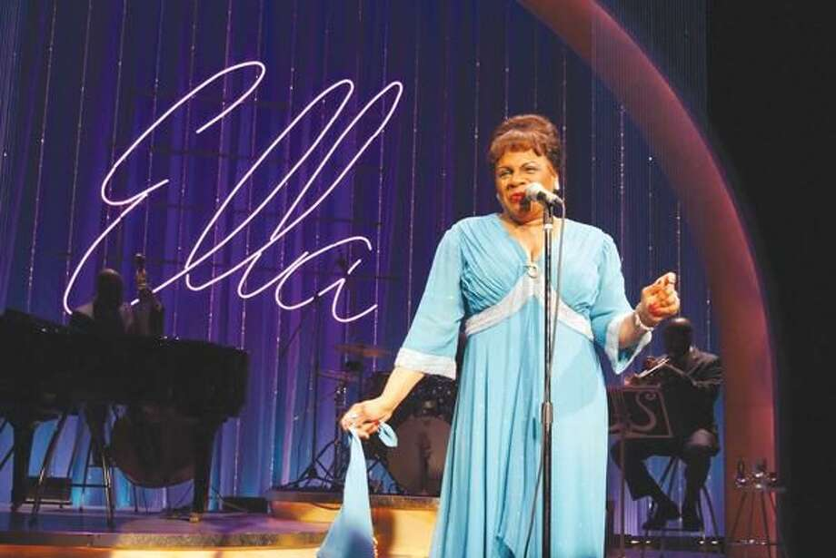 "Submitted Photo Long Wharf Theatre (longwharf.org) is currently offering ""Ella The Musical,"" a revue about jazz legend Ella Fitzgerald."