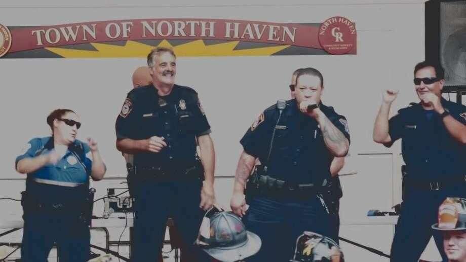 The North Haven Police Department released its lip-sync challenge video, as it took the opportunity presented by the social media phenomenon to have fun and spread goodwill in town.