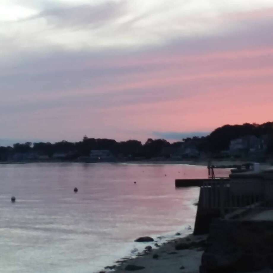Views of Long Island Sound in Westbrook, Conn.