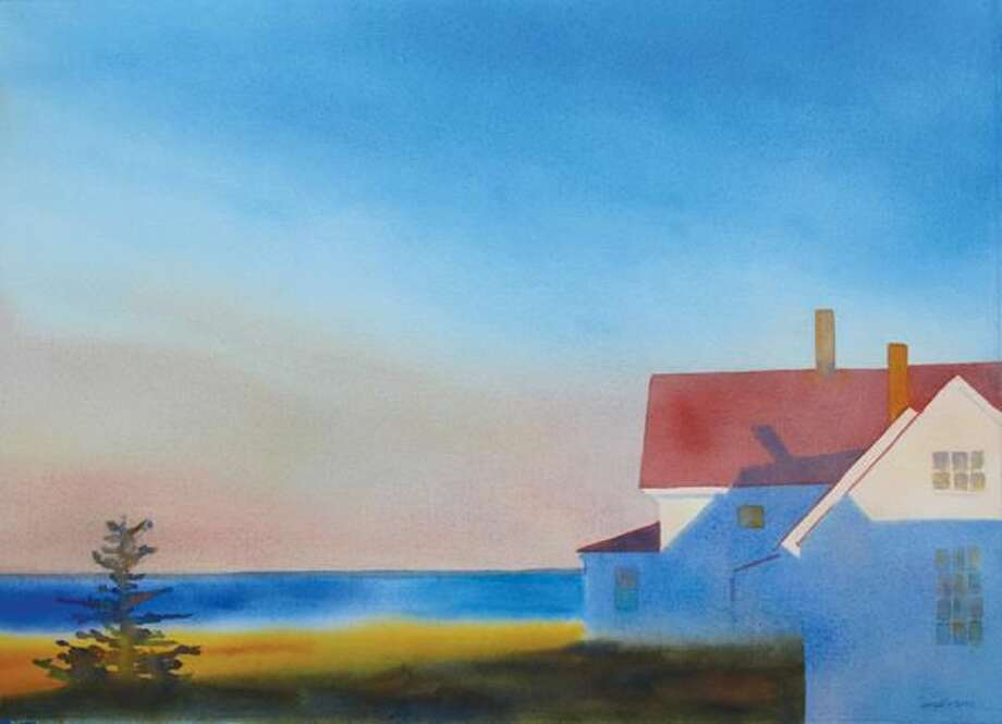 """Morning Shadow II"" by Suzanne Siegel."
