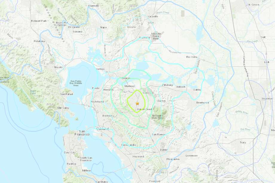 Seismologists weigh in on Bay Area earthquake, 26 aftershocks follow