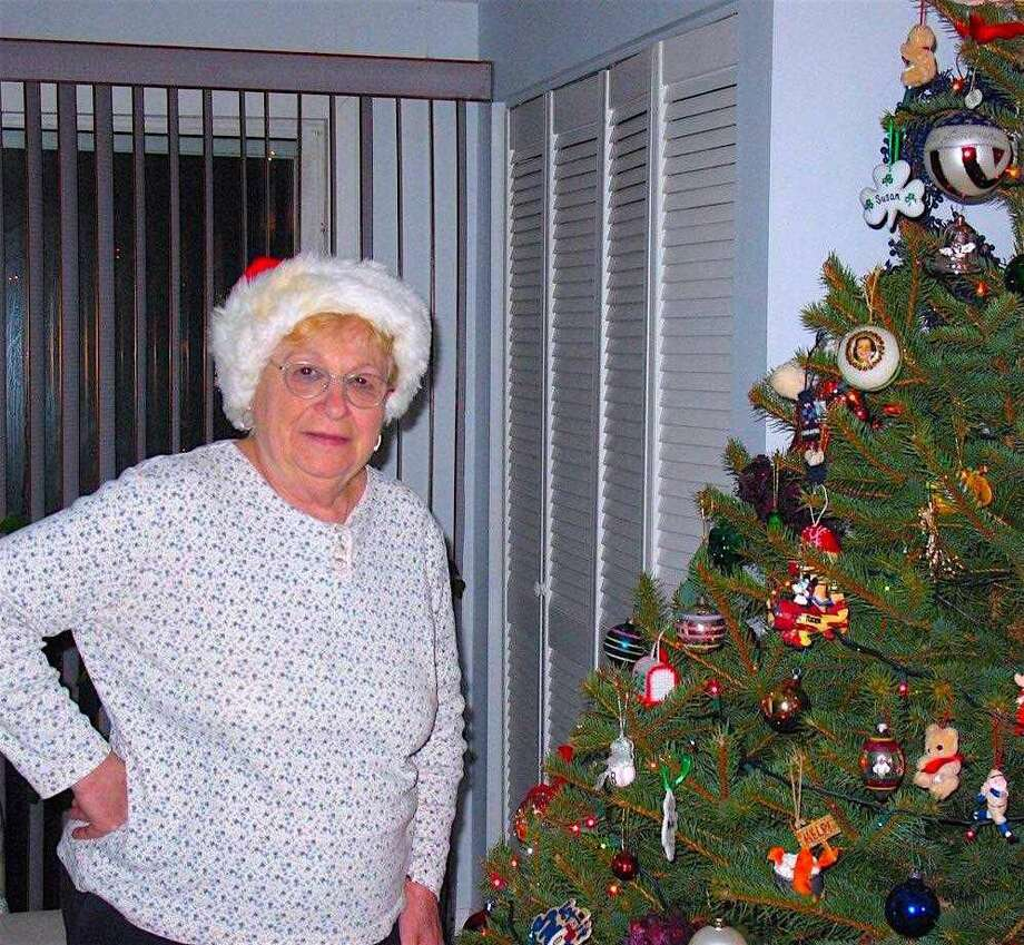 """Carol """"Nonnie"""" Mulqueen, whose Christmas dream has led to an enormous annual toy drive."""