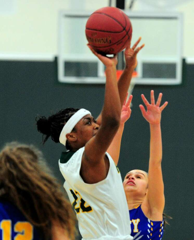 Hamden's Taniyah Thompson has been an All-SCC and All-Area selection the past two seasons.