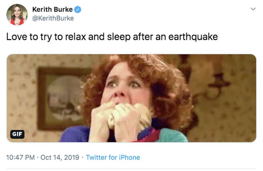 'That quake was not playin:' Bay Area reacts to earthquake with hilarious tweets