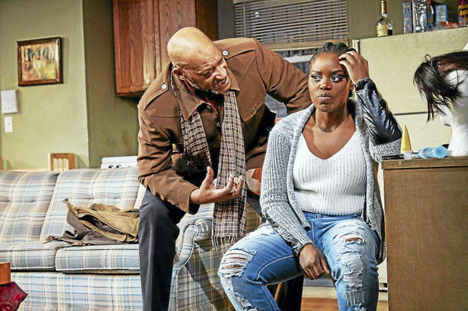 'Sunset Baby' on stage at TheaterWorks