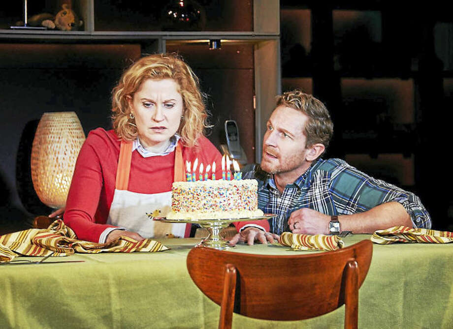 """Photo by Lanny Nagler. A scene from """"Next to Normal."""""""