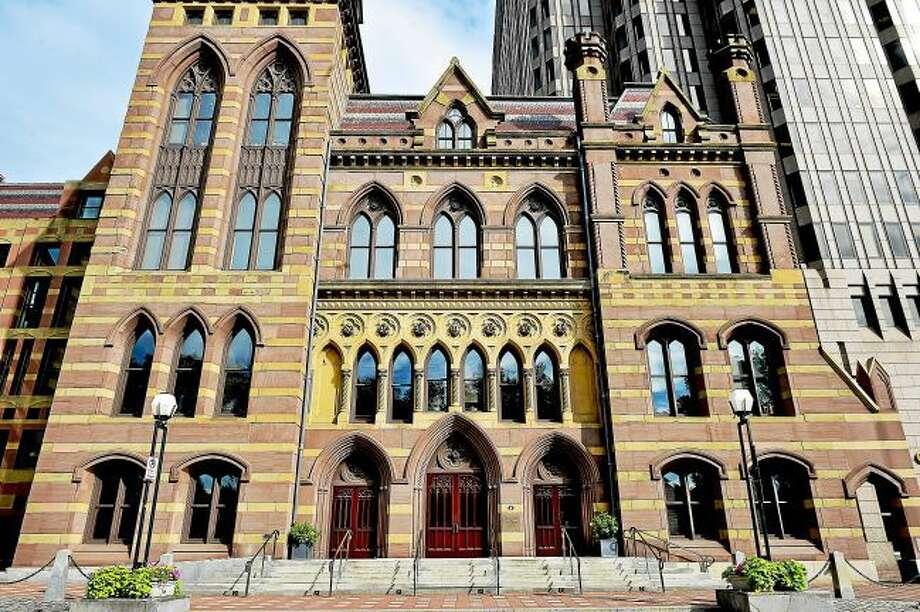New Haven City Hall on Church Street
