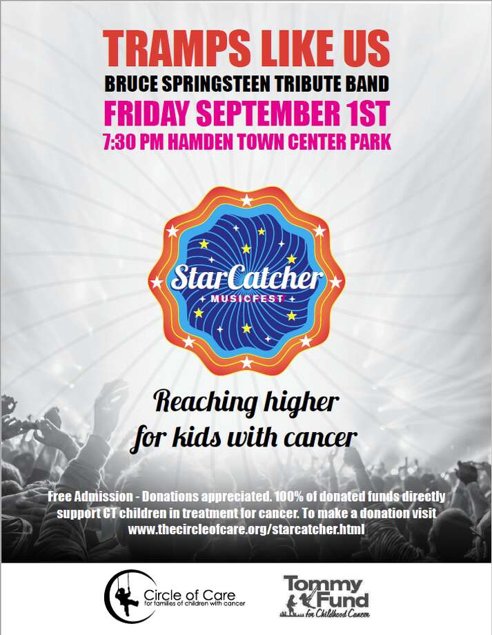 Join us Friday Sept. 1st to honor local children in treatment for cancer, and enjoy free music. If you or someone you know has been touched by cancer, consider coming together to send a message that we're all in this together.