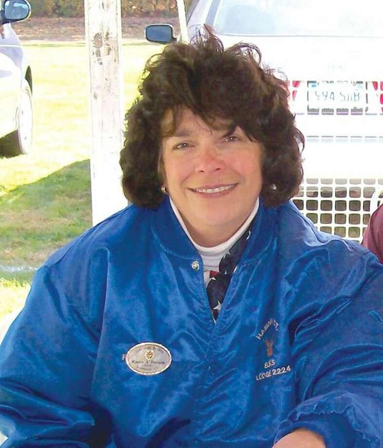 Hamden Elks' President Elect Karen A. Forysth