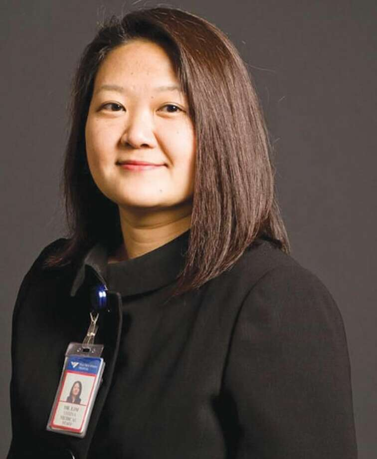 Submitted Photo Sabina Lim, MD, MPH, of Hamden, has been named executive director of Yale-New Haven Psychiatric Hospital.