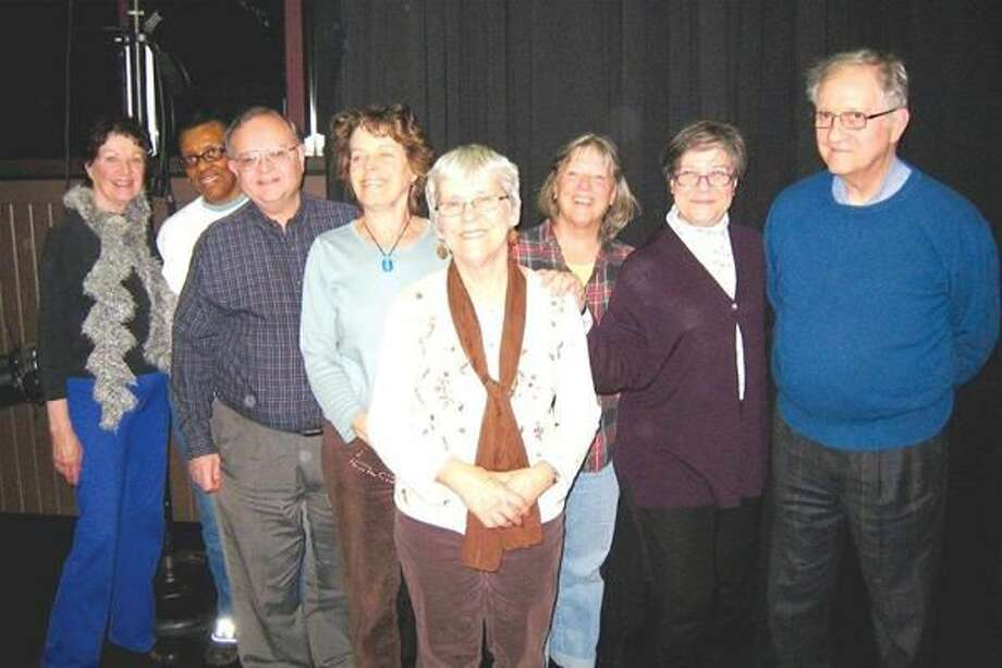 Submitted Photo Pictured are Hamden members of the New Haven Chorale who will be performing Journey of the Soul.