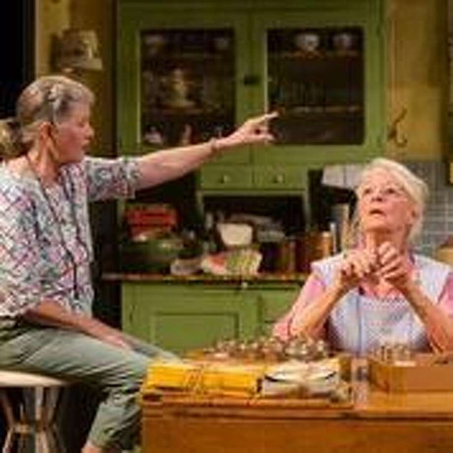 "Jane Alexander and Judith Ivey gave two of the year's best performances in the Long Wharf Theatre's production of ""Fireflies."""
