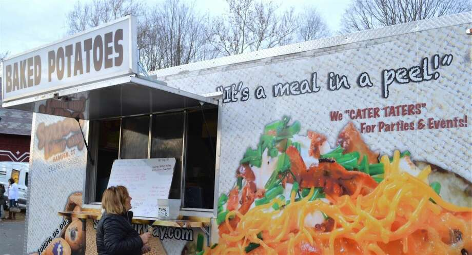 Jared Cohen says he got the idea for his food truck from The Big E.