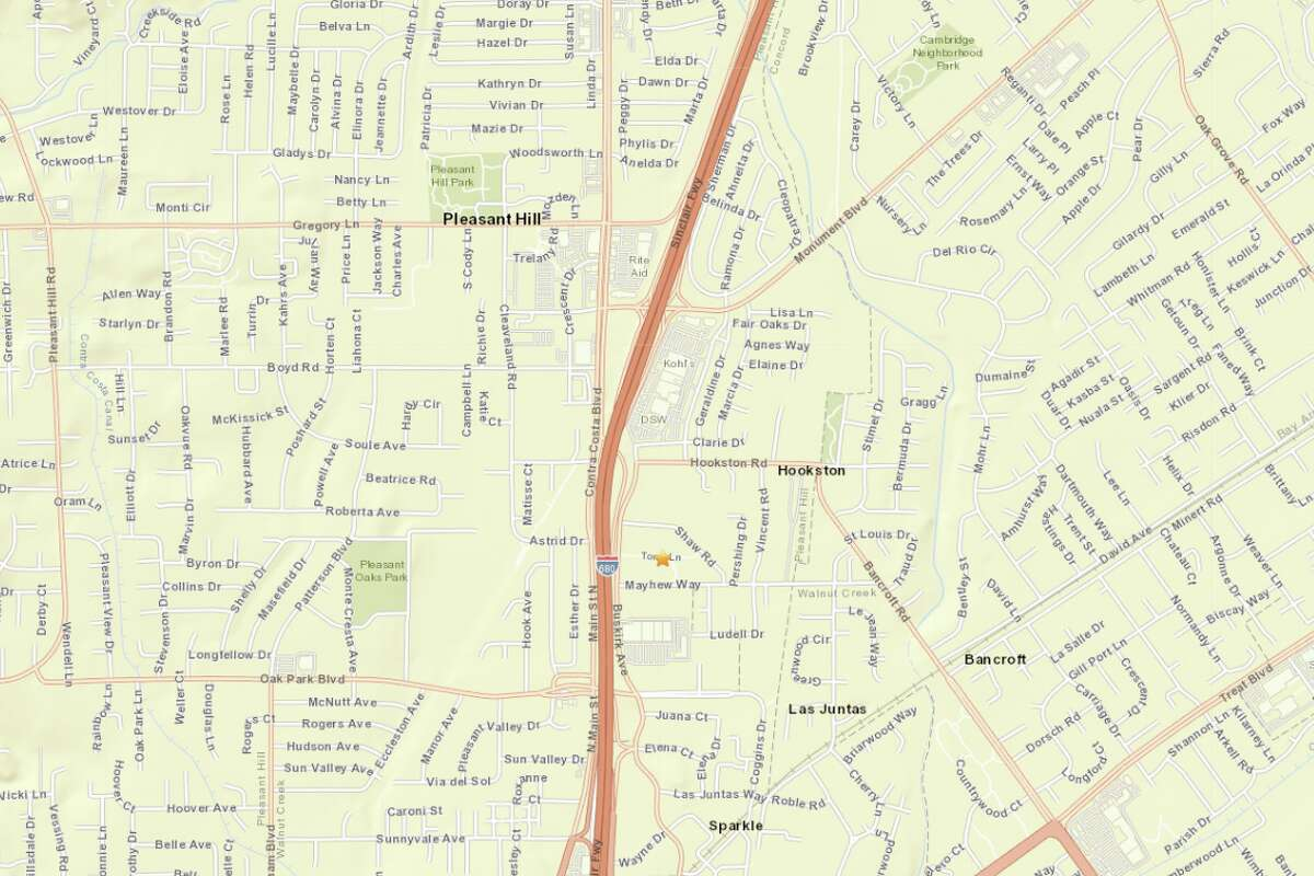 4 5 Earthquake Shakes Bay Area Monday Night