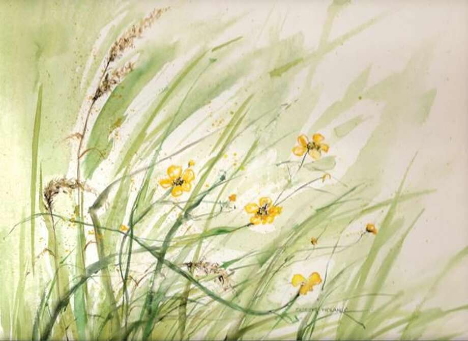 Goldenbells artwork by Sue Wolanic
