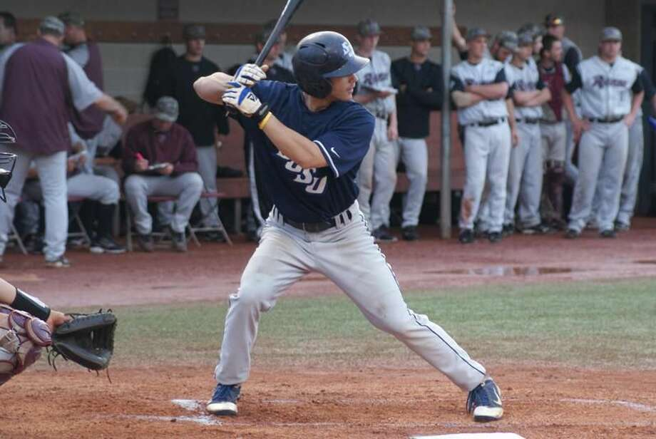 SCSU baseball player Kyle Cummings, a Hamden resident, is blogging everyday while he's in Cary, N.C., with the rest of the Owls in the hunt for the Division II College World Series championship. (Contributed photo)