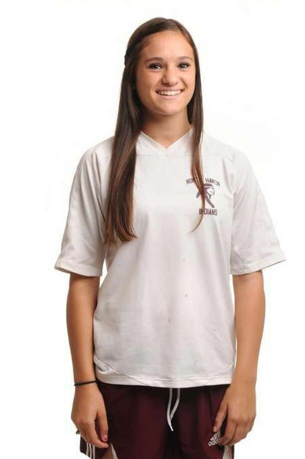 Female Athlete of the Week: Sarah Pandolfi, North Haven, soccer. Photo by VM Williams