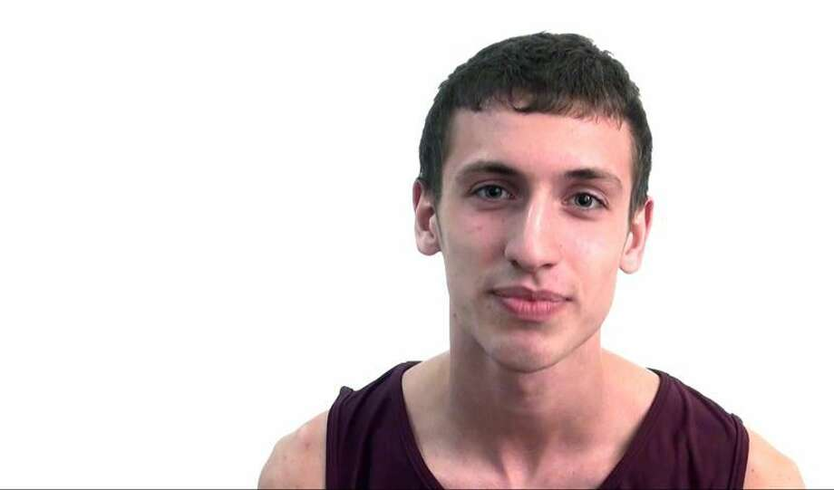 Tom Lupoli Sheehan HS cross country runner Register athlete of the week. vmWilliams 11/02/11