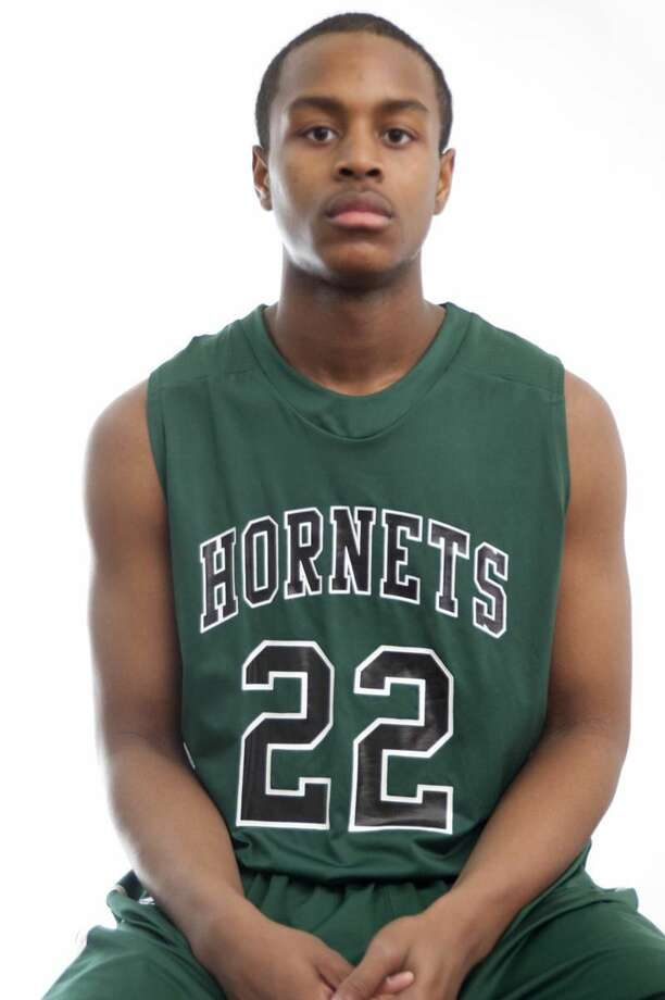 MALE ATHLETE OF THE WEEK: Victor Joshua, Hamden Hall, basketball. Register Photo by vmwilliams