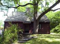 Hoyt Barnum house, the Stamford's oldest preserved house, on Friday August 6, 2010.