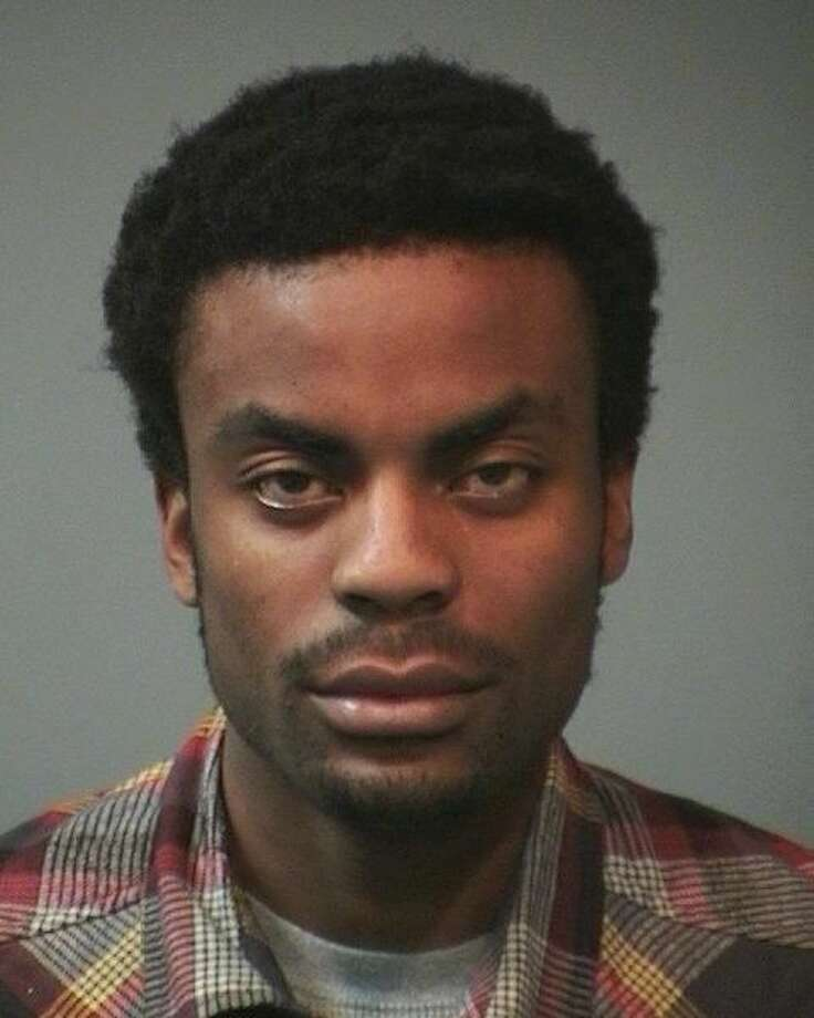 Ian Phiri, 23, of Hamden Police photo