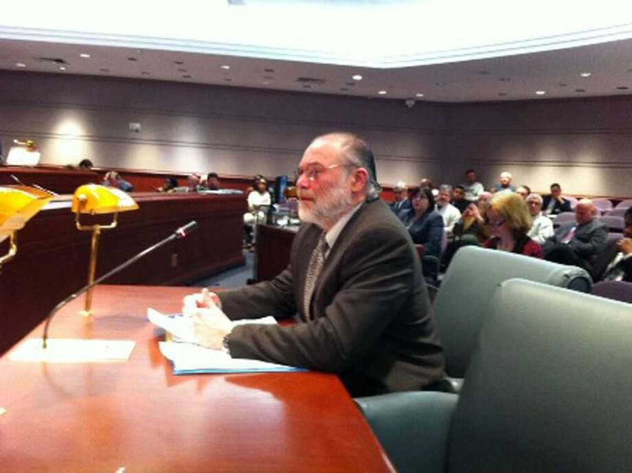 James McGaughey, executive director of the state's Office of Protection and Advocacy for Persons with Disabilities