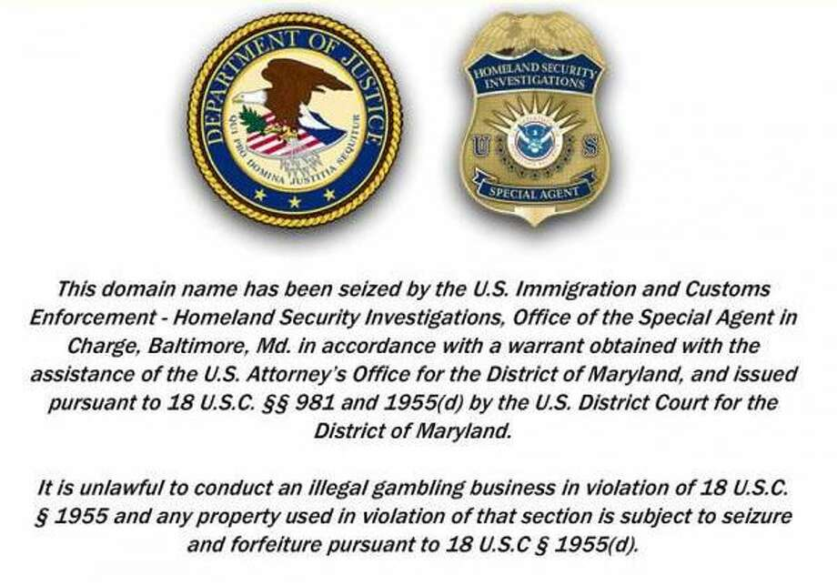 The ctfire-ems.comwebsite also celebrated April Fools with a message that the site had been confiscated by the U.S. Department of Justice and Homeland Security.