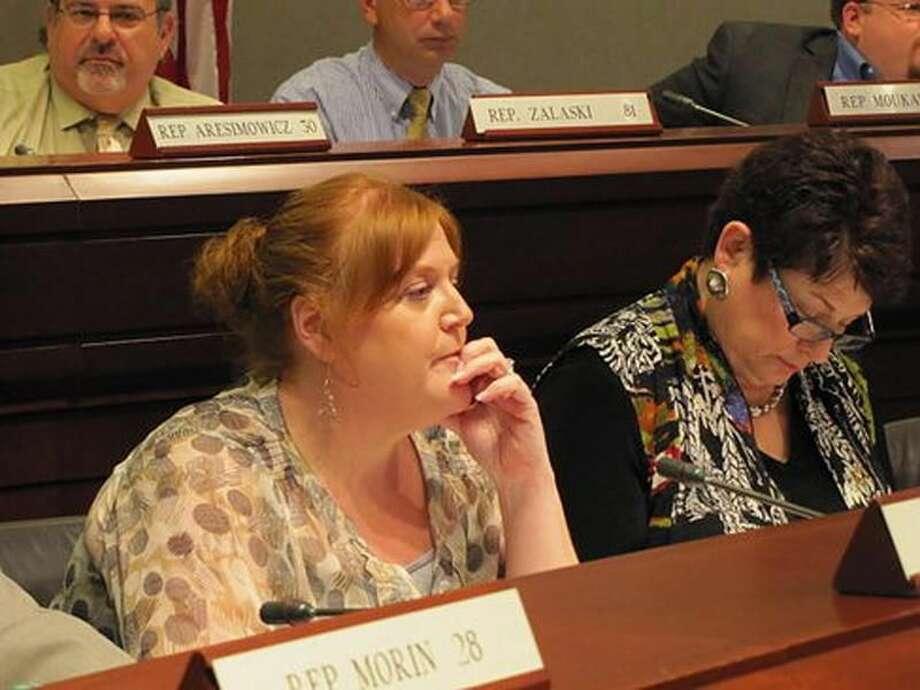 Rep. Kathy Tallarita, D-Enfield, a longtime supporter of Sunday sales. Hugh McQuaid Photo/www.ctnewsjunkie.com