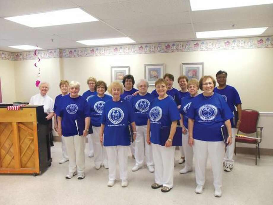 Submitted Photo The Hamden Woman's Choral Group Concert at Arden House.