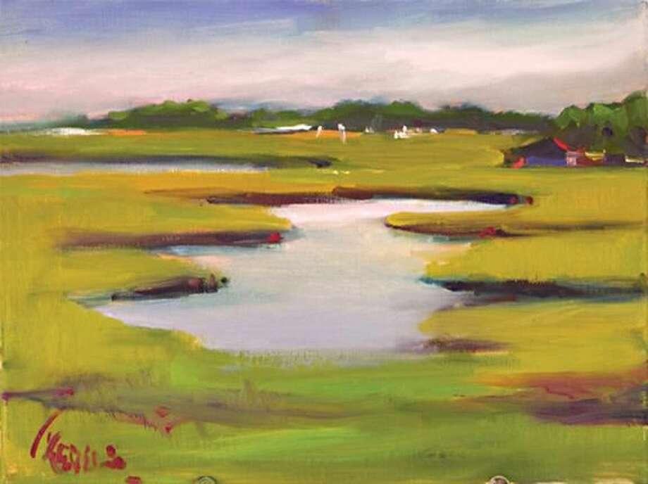 Essex Marsh by Frank Federico