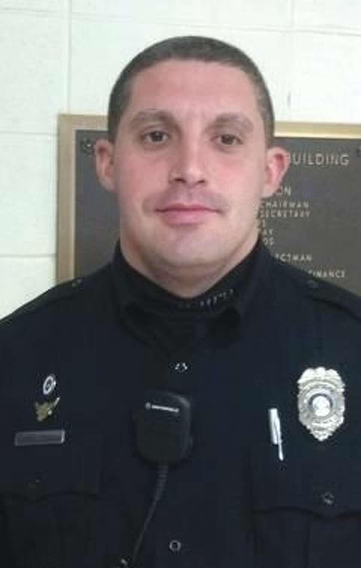 Outstanding Police Officer Valdemar Queiroga