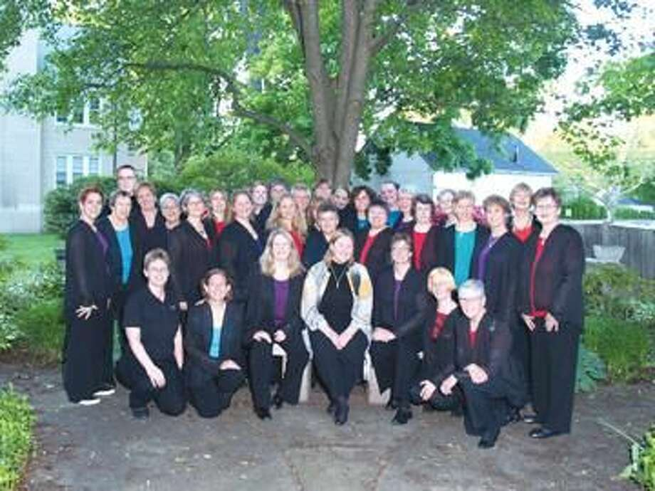 Submitted Photo Another Octave: Connecticut Women's Chorus will perform Saturday, May 18, at 7 p.m. at the Unitarian Society of New Haven, 700 Hartford Turnpike, Hamden.
