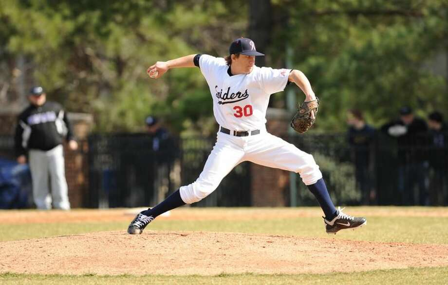 Photo courtesy of RichmondSpiders.comNorth Haven's Andrew Brockett, a junior on the University of Richmond baseball team, was selected by the Kansas City Royals in the 22nd round of the MLB draft on Saturday.