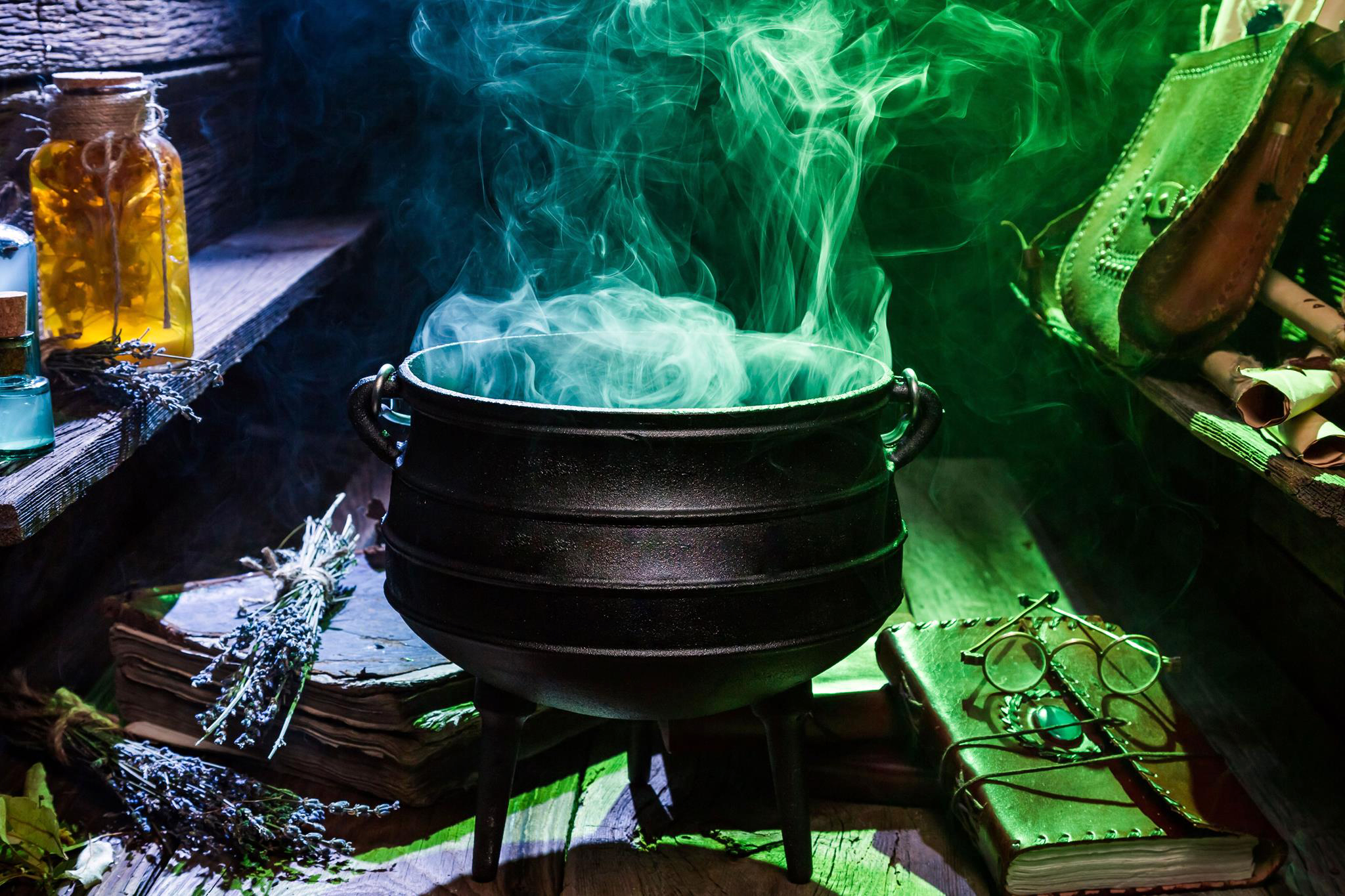 Wizard's Cauldron pop-up coming to Houston