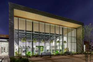 The UH Bauer College SBDC will hold a class Tuesday to show entrepreneurs how to research the market using the public library. Pictured is the Alice McKean Young Library at 5107 Griggs Road.