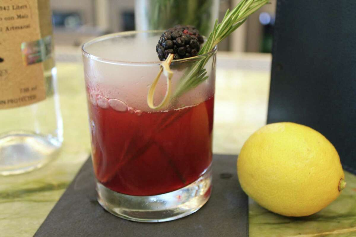 The Naturalist, the bar in the InterContinental Houston-Medical Center, 6750 Main, is offering The Black Widow Smash ($13), a cocktail made with Rey Campero mezcal, crème de violette, lemon juice, agave nectar, fresh blackberries and a sprig of rosemary. A bit of dry ice adds the smoking cauldron effect. Available through Oct. 31.