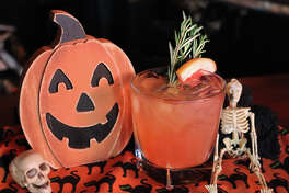 Frank's Americana Revival, 3736 Westheimer, is getting into the Halloween spirit with a cocktail called The Whiskey Jack, made with Redbreast Single Pot Still Irish Whiskey and a rosemary simple syrup, available through October.