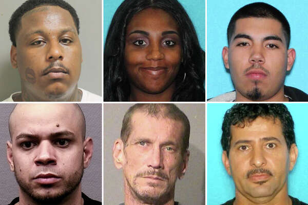 >> Click through the following gallery to see 17 of the most wanted fugitives in Houston.