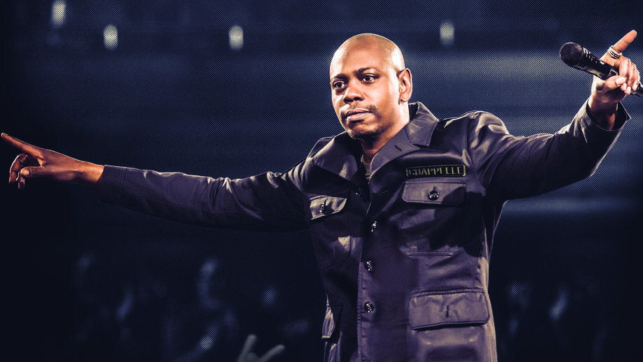 Dave Chappellewill have a show on Tuesday and Wednesday at its location at 104 North St. Mary's Street. The doors are set to open at 8 p.m. with the show starting at 9 p.m. Photo: Aztec Theatre