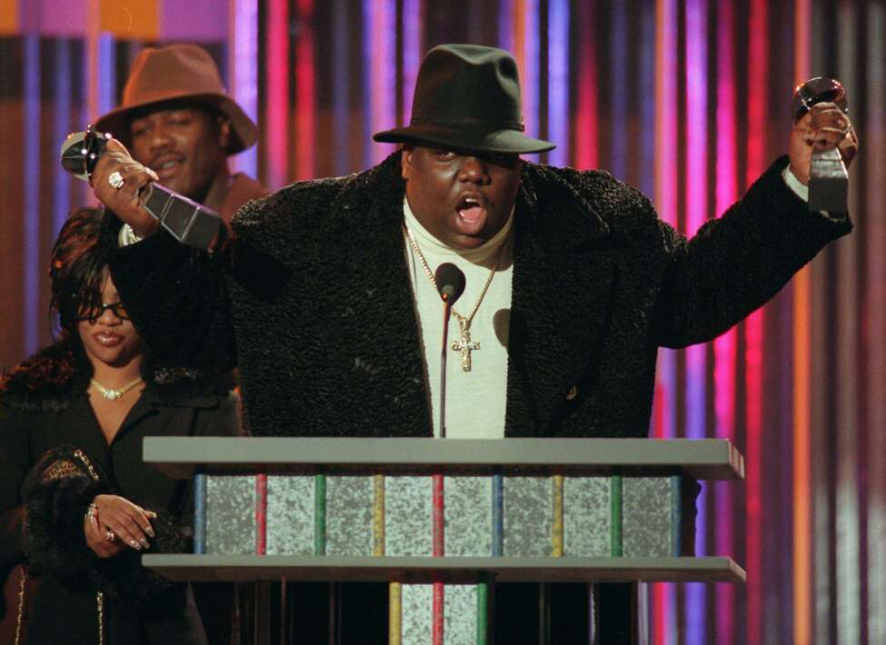 Who's in: The Notorious B.I.G.