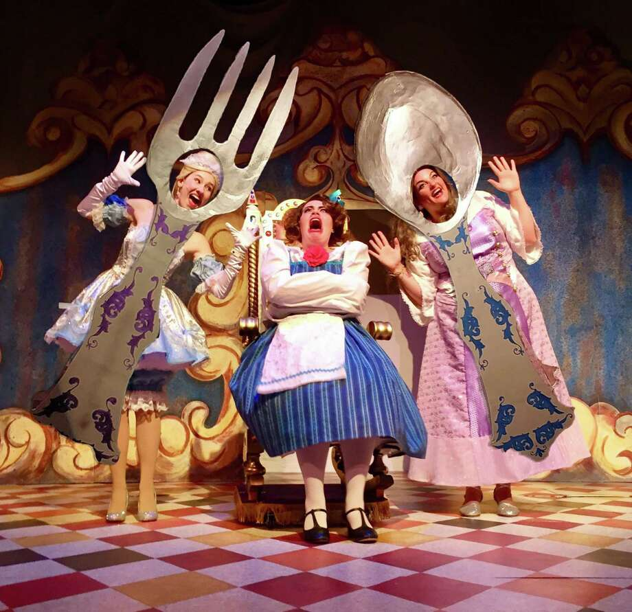 Disenchanted! will be staged on Oct. 26 at 2 and 8 p.m. at the Fairfield Theatre Company, 70 Sanford Street, Fairfield. Tickets are $50-$55. For more information, visit fairfieldtheatre.org. Photo: Fairfield Theatre Company / Contributed Photo