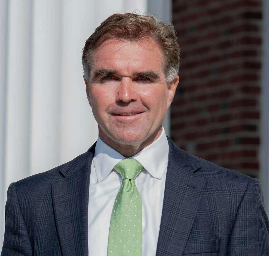 Dan German, Republican, mayoral candidate in Milford, Conn. Photo: Dan German / Contributed Photo