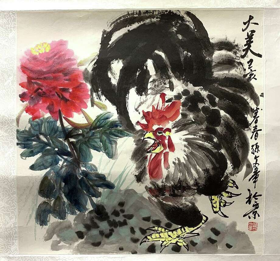 The Chinese Brushwork display runs through Dec. 8 at the Bruce Museum, 1 Museum Drive, Greenwich. For more information, visit brucemuseum.org. Photo: Contributed / Bruce Museum