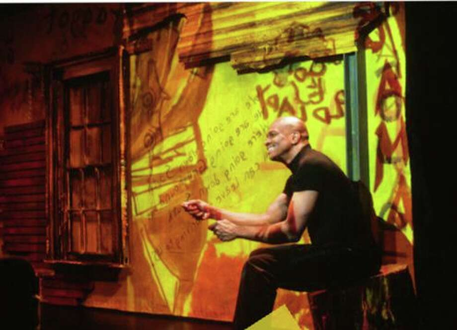 Michael Chekhov Theatre Festival presents Throw Pitchfork on Oct. 18 at 8 p.m. at the Ridgefield Theater Barn, 37 Halpin Lane, Ridgefield. Tickets are $25. For more information, visit ridgefieldtheaterbarn.org. Photo: Ridgefield Theater Barn / Contributed Photo