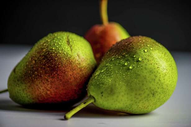 Pears are perfect for autumnal salads.