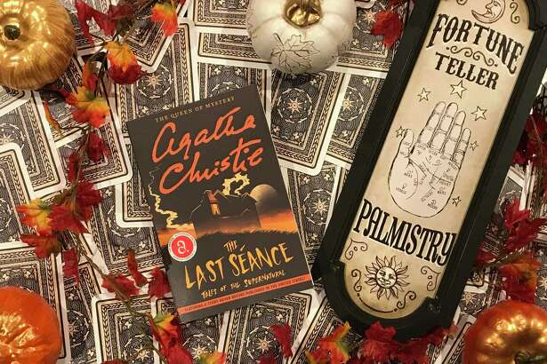 """The Last Séance"" is a collection of short stories by Agatha Christie."
