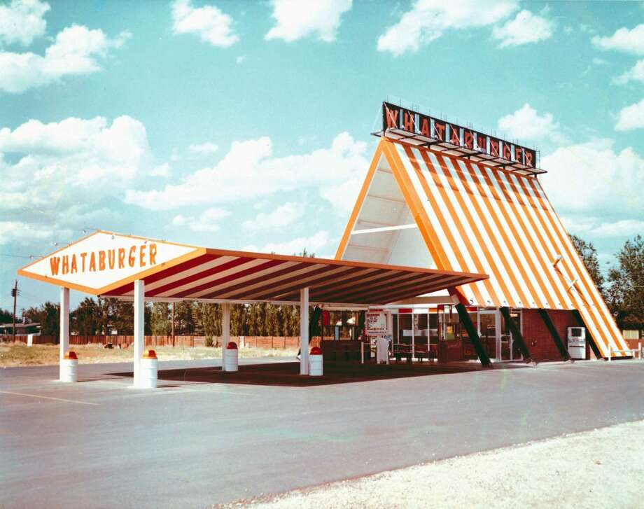 Whataburger plans to serve food through drive-thru only as coronavirus pandemic continues. Photo: WHATABURGER, HO / NYT / WHATABURGER